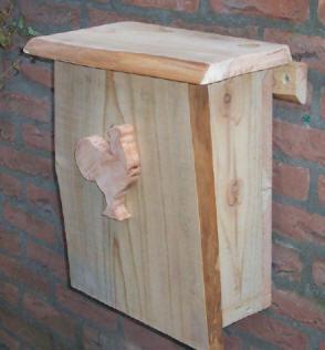 Friese Fijnhouthandel vogelhokjes en klein timmerwerk