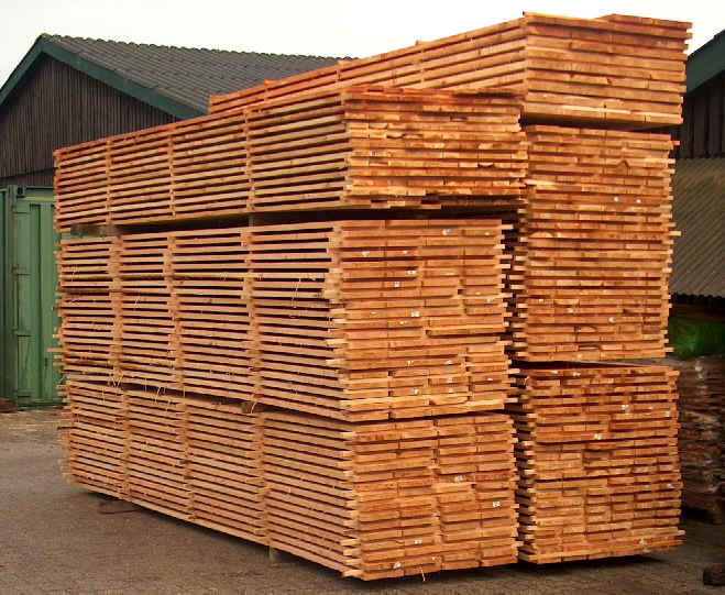 Het Hollands Red Cedar 